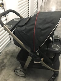 Car seat stroller all in one Chicago, 60651