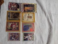 eight trading card collection Melbourne, 32901