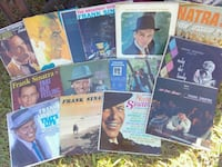 Frank Sinatra vinyl collection North Fort Myers