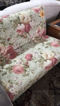 white and pink floral bed sheet Loris, 29569