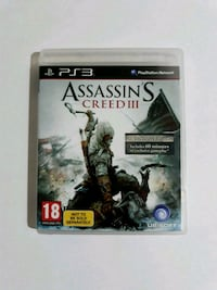 Ps 3 Assassin's Creed 3 Maltepe, 34844