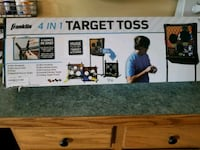 4-in-one Target Toss Game Winder, 30680