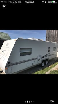 26 foot  trailer home. Clearview, L0M 1N0