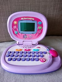 Leap frog  my own laptop learning toy