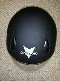 3/4 Vega Ex Lg helmet with full face shield  Johnson City, 37604