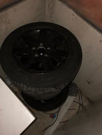 "16"" BMW Rims with Tires SCARBOROUGH"