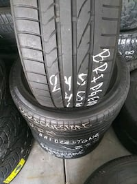 Set of 4 Bridgestone Tires