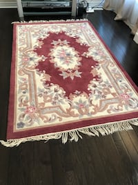 5 x 8 carpet - reasonable offers only Vaughan, L6A 4C9