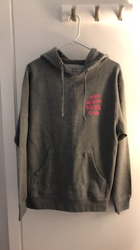 Anti Social Social Club Hoodie Richmond, V6X