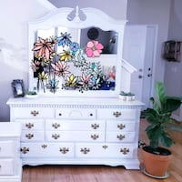 Large dresser with mirror Ladson, 29456