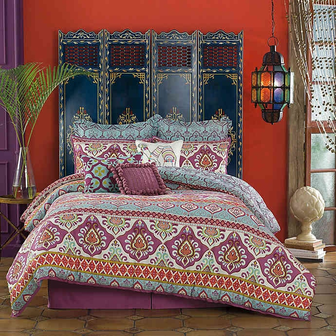 Photo Bed bath and beyond anthology comforter