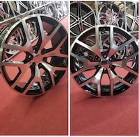 GMC or Chevy  rims all sizes any style Warren, 48092