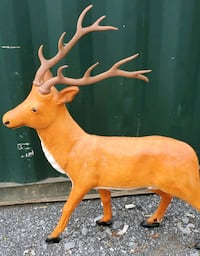 "Blown mold buck deer 35"" Hagerstown, 21740"