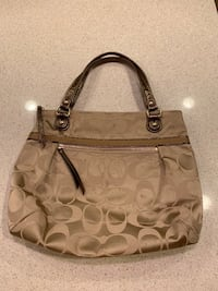 Coach purse, authentic, fashion, women's brand bag Irvine, 92618