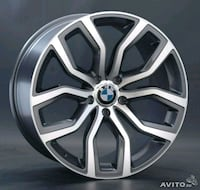 Bmw x5 style 337 car wheel Delta, V4C 6R6