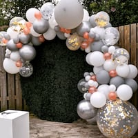 Balloon Garlands ** special promo prices** Vaughan
