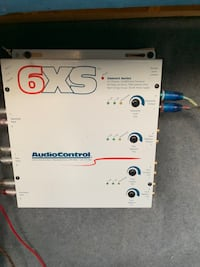 Audiocontrol crossover Edcouch, 78596