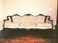 Vintage couch and chair set  Los Angeles, 90033