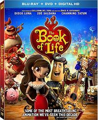 """""""BOOK of LIFE"""" - Never Opened!!  2-Disc BLU-RAY + DVD - price is firm. Arlington, 22204"""