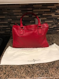 Cole Haan ( Authentic) Red Purse. NEW PRICE.... only $80.00 Burlington, L7T 3C2
