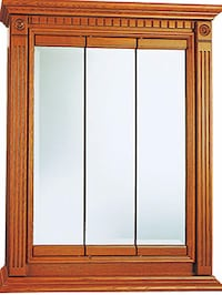 New Imperial Crown Tri-view Mirror Cabinet Port Moody