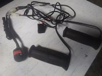 Never used heated hand grips Whitby, L1N 1V4