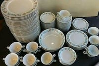Vintage fine China Japan #6701  100 pieces Baltimore, 21224