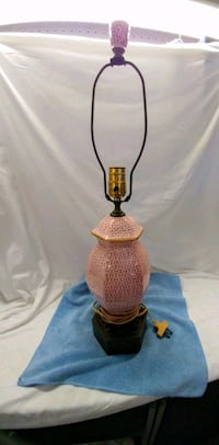 Vintage table Lamp Clearwater, 33756