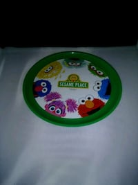 Sesame Place Plate District Heights, 20747
