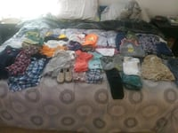 Lot of 18m boys summer clothes Chesapeake, 23321