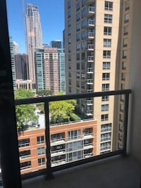 Apartment Sublet- Lease Takeover! Convertible, 1bath in Lakeshore East Park Chicago