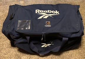 Large Reebok Wheeled Gear Bag
