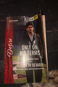 Only On His Terms  by Elizabeth Bevarly Jessup, 20794