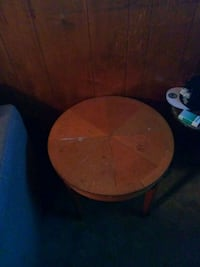 round brown wooden table top Goldsboro, 27534