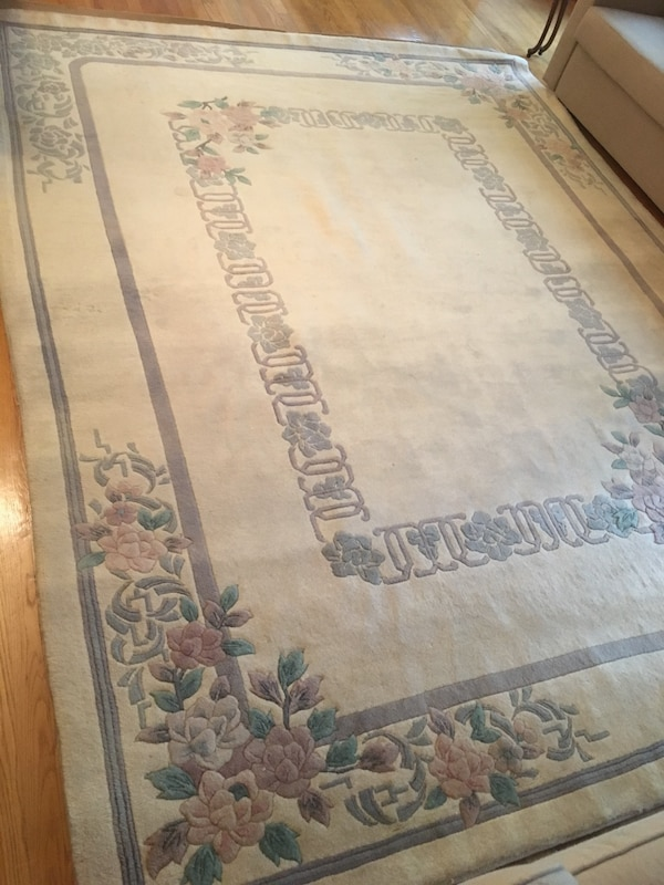 Area Rug 11.5 ft x 9.5 ft 4