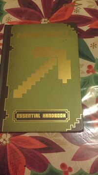 Minecraft Book San Jose, 95129