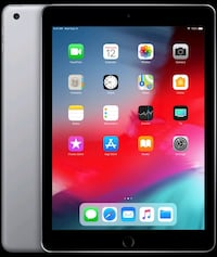 "Apple iPad 9.7"" 32GB with Wi-Fi - Space Grey Edmonton, T5K 1W2"