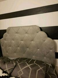 Head board with Queen bed frame Brooklyn, 11208