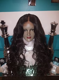 Indian body wave wig for sale