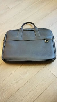 Real Leather Brown Bag in Excellent Condition Toronto, M2K 1A7
