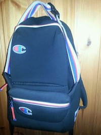 Champion side bag and backpack  Toronto, M1L 2Y6