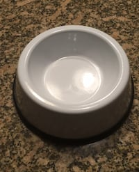 Dog bowls almost new