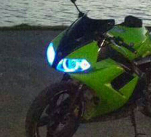 Angel eyes tzr 50