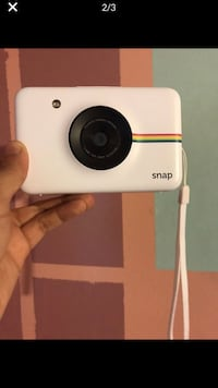 Polaroid photography instant camera with usb charger and case Falls Church, 22042