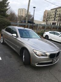 2009 BMW 750i twin turbo Series looks like new in and out low miles fully loaded guaranty to pass inspection Alexandria