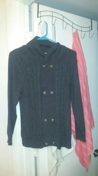 Nautica gray sweater  Myrtle Beach, 29577