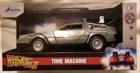 1:32 BACK TO THE FUTURE PART 2 TIME MACHINE BY JADA : HOLLYWOOD RIDES
