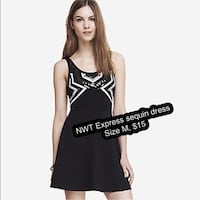 New with tags Express party dress! Size M Chantilly, 20152