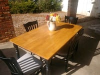 Kitchen - Dining table and chairs 618 mi