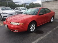 2004 Oldsmobile Alero GLS Canfield